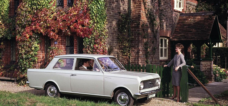 Vauxhall's trip down memory lane