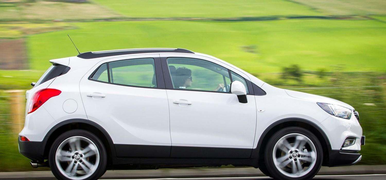 Vauxhall Mokka X 1.6 CDTi Design Nav ecoFLEX