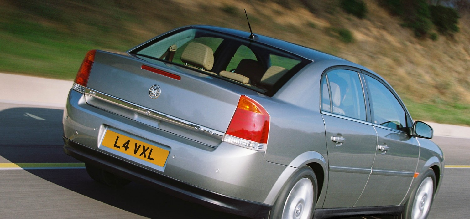 Vectra a secondhand winner