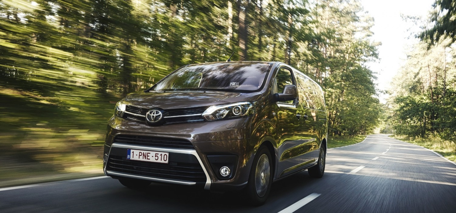 Proace Verso sees Toyota back in big league