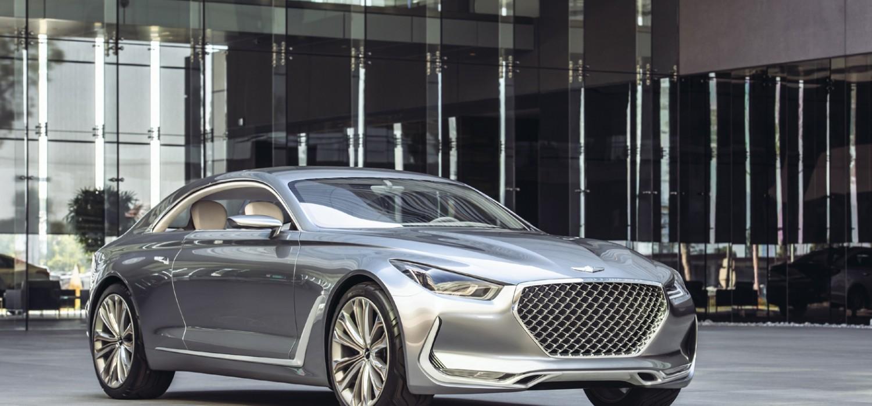 Hyundai aims high with new Genesis brand