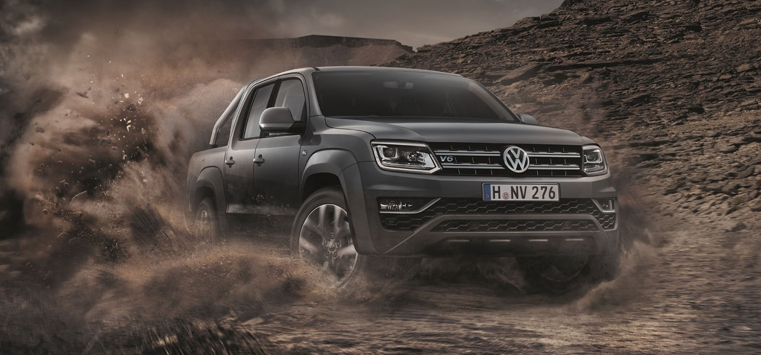 VW give more power to the pick-up