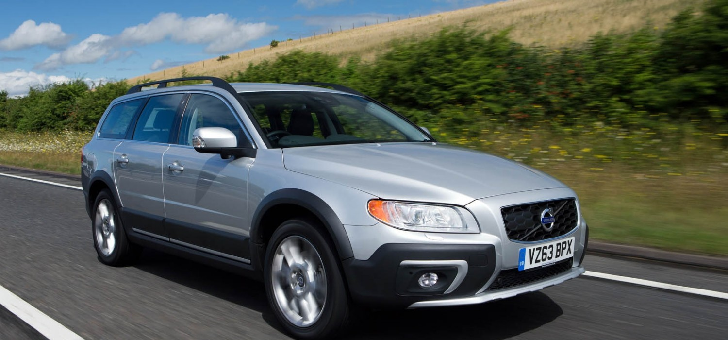 Volvo XC70 still a major player