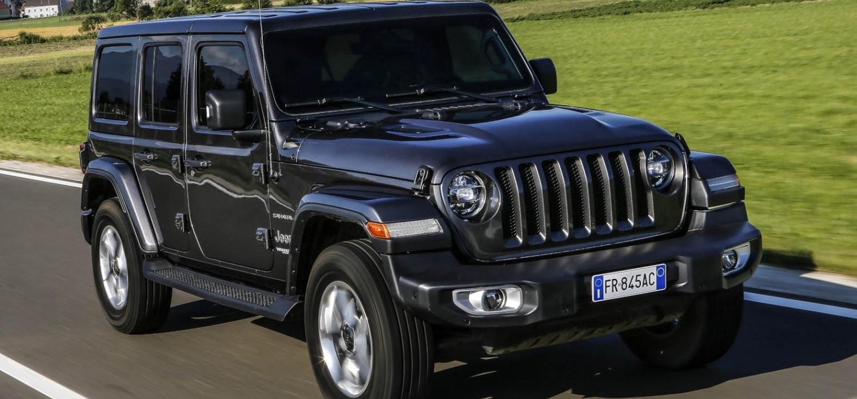 New Jeep Wrangler a revelation
