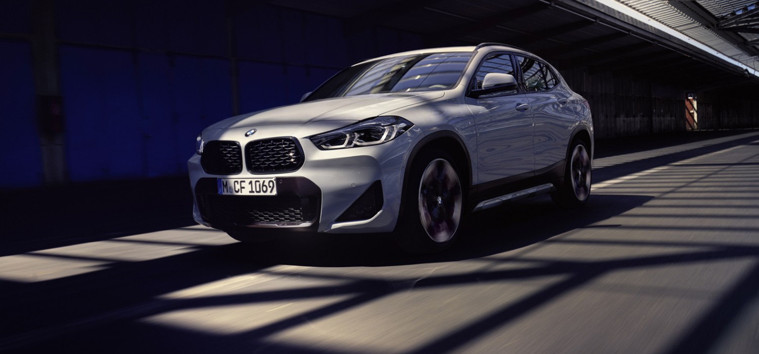 X2 special meshes in at BMW