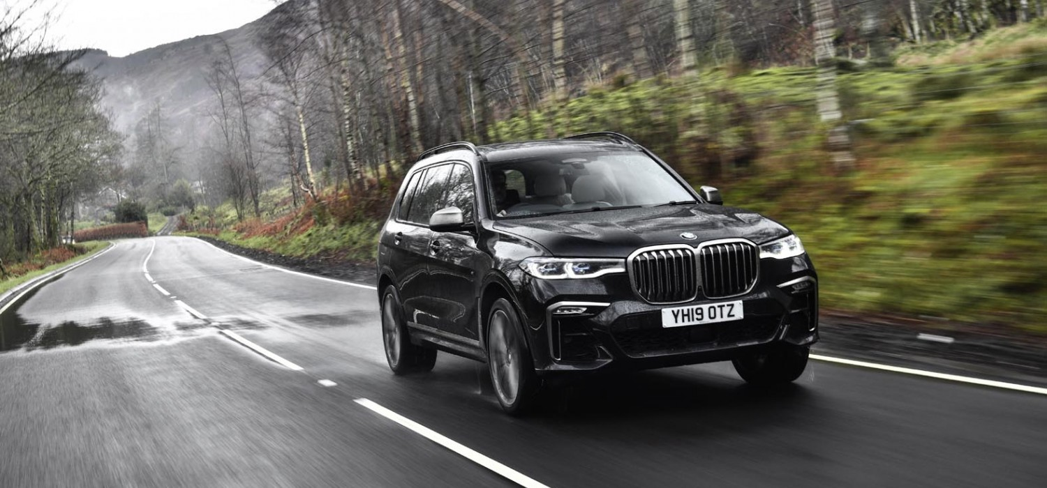 New X7 is BMW's biggest yet