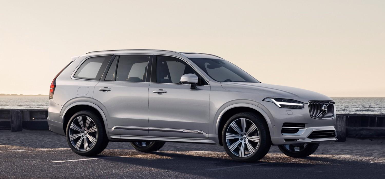 New-look XC90 debuts Volvo's hybrid plans