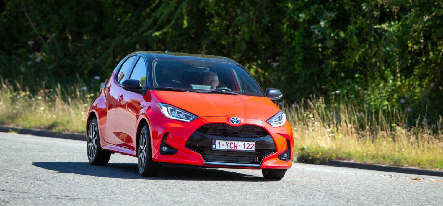 New Yaris gets even better