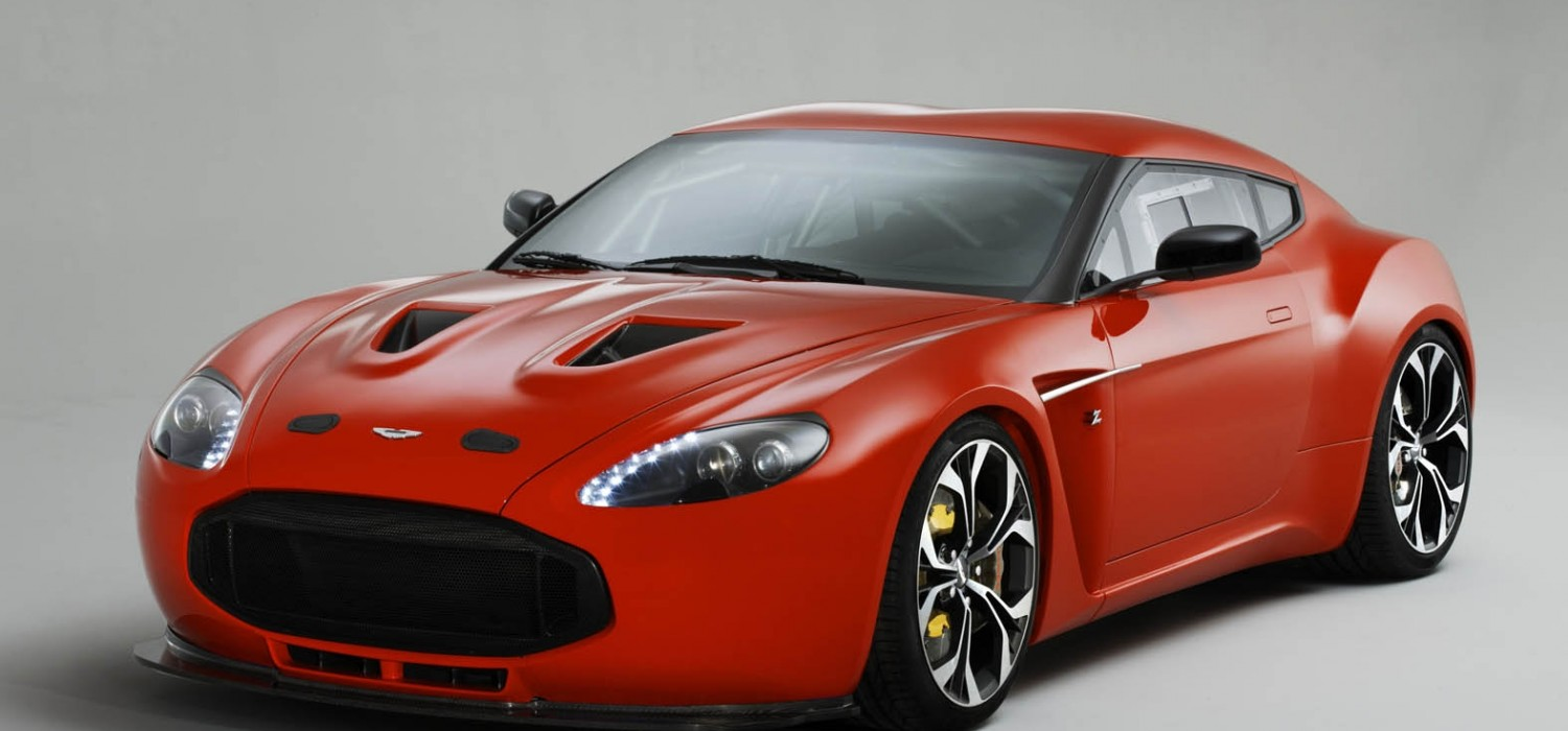 Aston Zagato set for debut