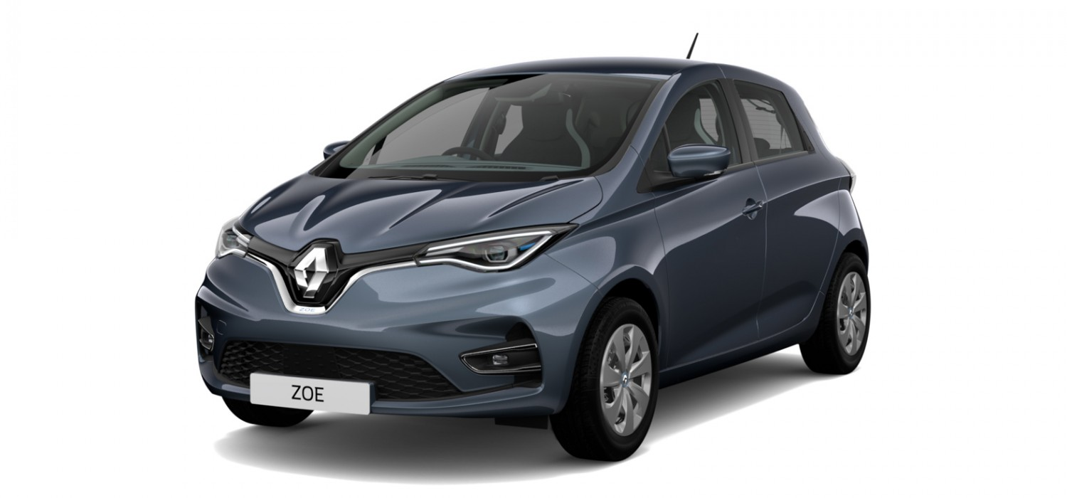 New Venture trim for Renault Zoe