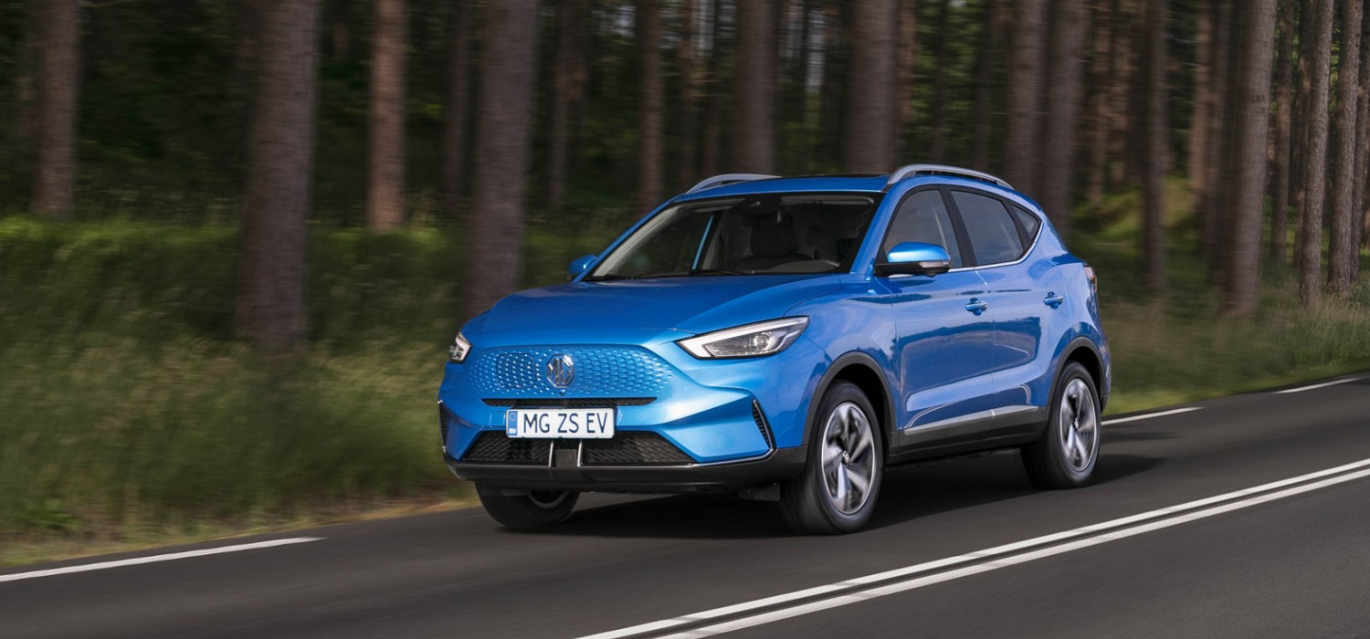 MG joins electric charge with a bargain
