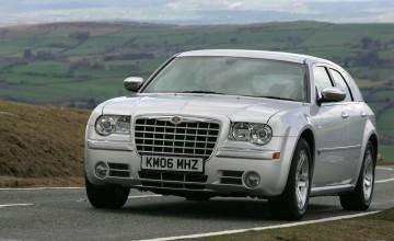 Chrysler's big beautiful estate