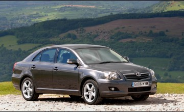 Avensis anything but bland