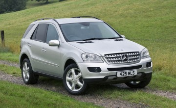 Merc's smooth off-roader