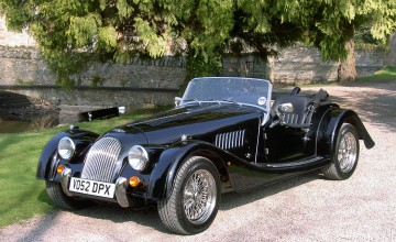 Half a century for iconic Morgan