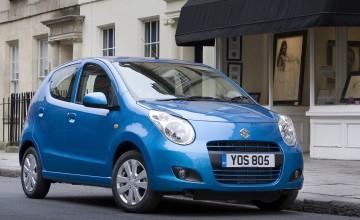 Suzuki offers Alto below £100 a month