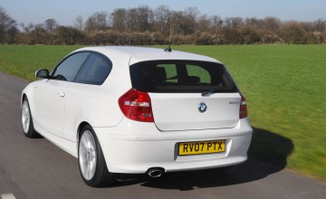 BMW 1 Series tops used car poll