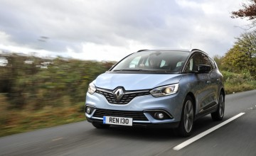 Renault Grand Scenic dCi 130 Dynamique S Nav