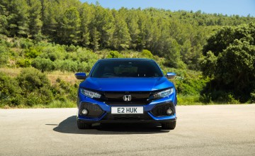 Honda Civic 1.6 iDTEC EX 9AT