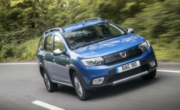 Dacia Logan MCV Stepway SE Summit dCi 90