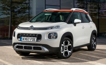 Citroen C3 Aircross Flair BlueHDi 120