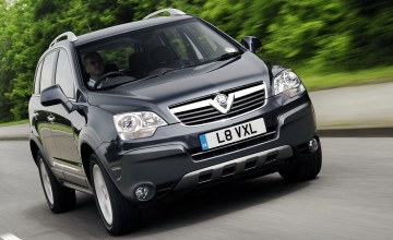 Vauxhall Antara - Used Car Review