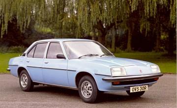 Vauxhall's challenge to the Cortina