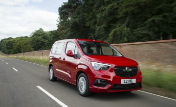 Vauxhall Combo Life XL Energy 1.2 seven seater