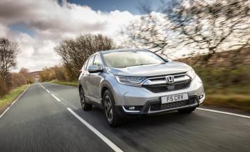 Honda CR-V Hybrid EX AWD