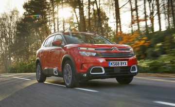 Citroen C5 Aircross Flair Plus BlueHDi 130