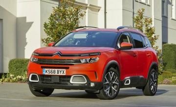 Citroen C5 Aircross Flair BlueHDi 180 EAT8