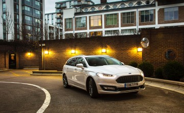 Ford Mondeo Titanium Edition Hybrid Estate automatic