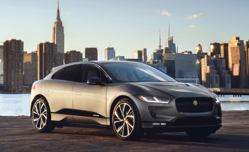 Jaguar I-PACE now best in the world