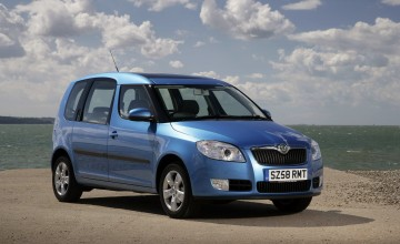 Skoda Roomster - Used Car Review