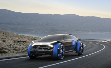 Citroen shows its future vision