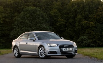 New Audi A4 2.0 TDI ultra 150 SE - First Drive