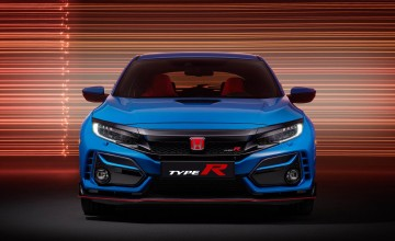 Honda Civic TYPE R GT 2.0 i-VTEC