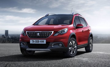 Peugeot 2008 goes more macho