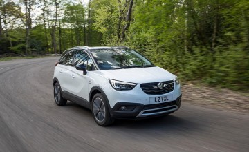 Vauxhall Crossland X Elite Nav 1.5 Turbo D S/S ecoTEC BlueInjection