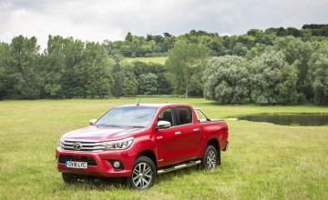 Unbreakable Hilux wins hearts and minds