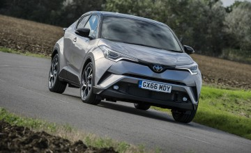 Toyota C-HR Dynamic 1.2 CVT AWD