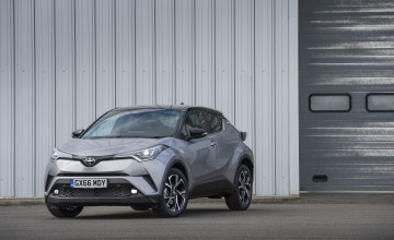 Toyota C-HR 1.2 Dynamic AWD
