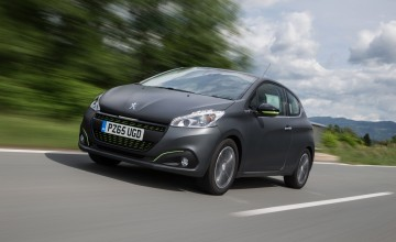 Peugeot 208 Allure 1.6 Blue HDi100 S&S