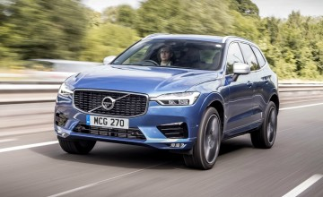 Volvo XC60 D4 AWD R-Design Automatic