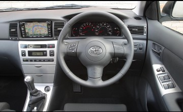 Toyota has lasting quality built-in