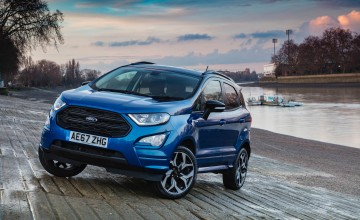 Ford EcoSport ST-Line 1.5 TDCI