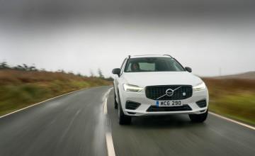Volvo XC60 B4 Diesel AWD R-Design