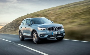 Volvo XC40 Recharge Plug-in hybrid T5 FWD Inscription