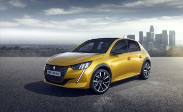 Peugeot charges in with new 208