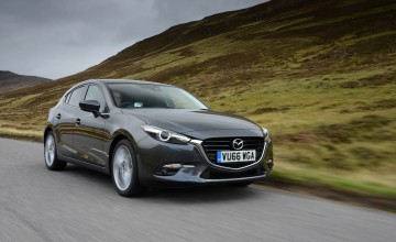 New Mazda3 up with very best